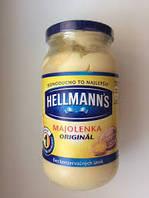 Майонез Hellmanns 420г (12шт / ящ)
