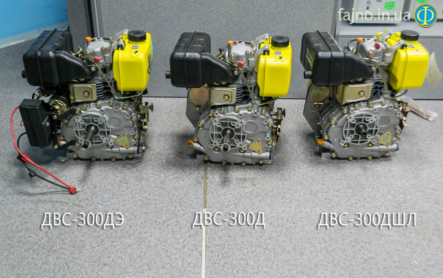 Дизельный двигатель Кентавр ДВС 300 ДШЛ фото 2
