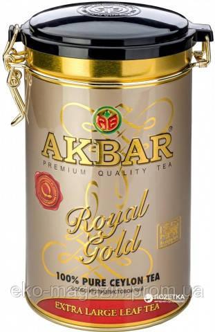 Акбар Rozal Gold 150гр ж/б