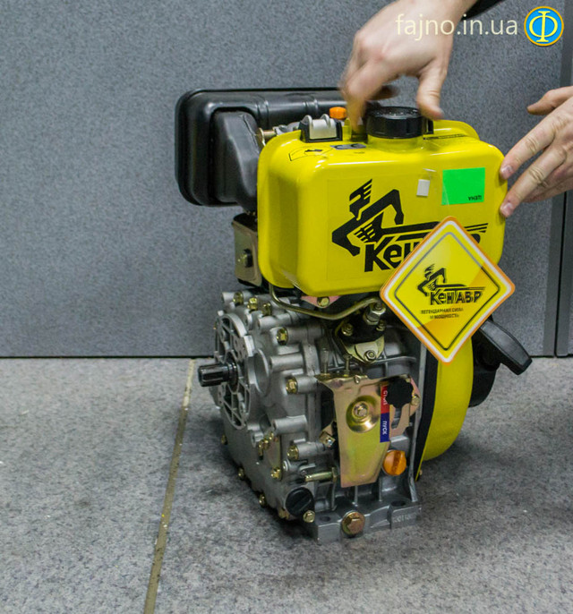 Дизельный двигатель Кентавр ДВС 300 ДШЛ фото 4