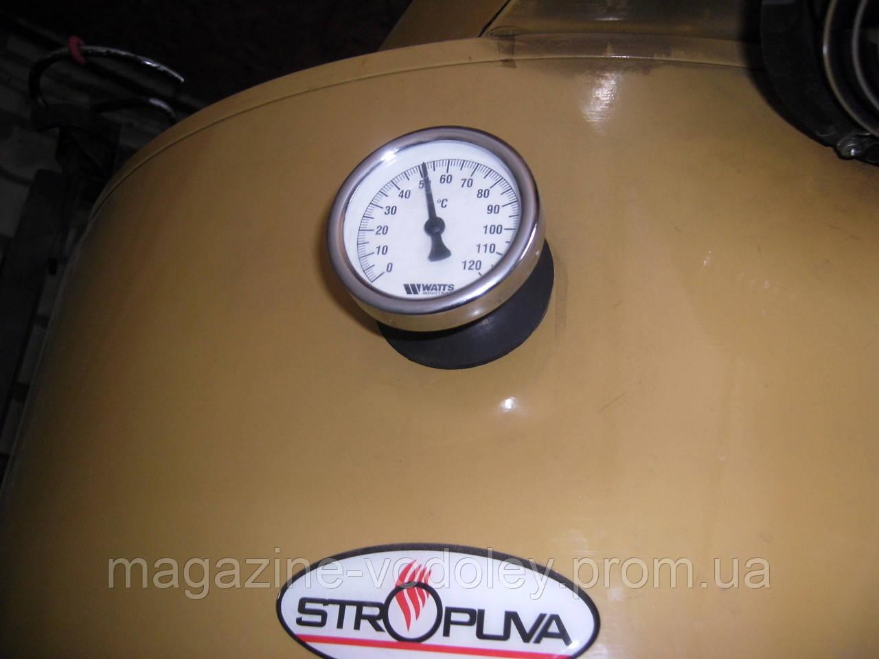 Котел на дровах STROPUVA S40 длительного горения