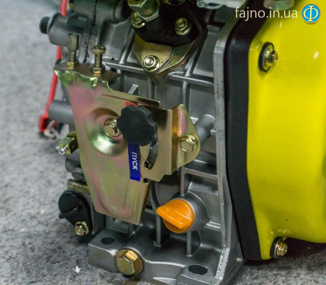 Дизельный двигатель кентавр ДВС 300ДЭ фото 6
