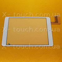 Тачскрин, сенсор  FPCA-79D4-V02 белый для планшета