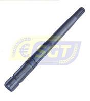 Вал приводной шлицевой L=475mm для роторной косилки 1.35, 1.65