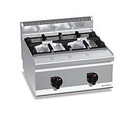 Плита газовая GGM GHB663H (2-х конфорочная (10,5 кВт))