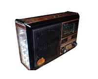 Радио с Led фонариком GOLON RX-288 LED, радиоприемник со встроенным аккумулятором