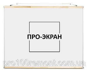"""Экран для проектора 130 на 100 см, 65"""", фото 2"""