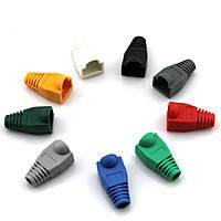 Колпачки на коннектора цветные (упаковка-1000шт.)