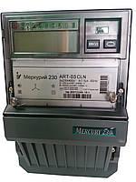 Счетчик Меркурий 230 АRT-02 СLN, фото 1