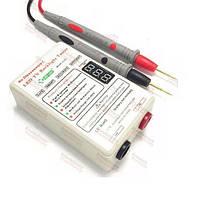 Умный блок питания с вольтметром, тестер, 0-300В