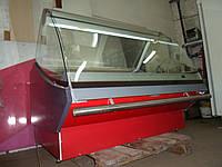 Холодильная витрина Carrier б/у, витрины холодильные б у, фото 1