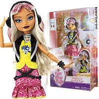 Кукла Мелоди Пайпер Базовая переиздание Ever After High Melody Piper Matte