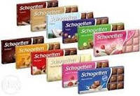 Шоколад Schogoten Трилогия 100г (15шт / уп)