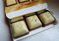 Шоколад Schogoten Черно-белый 100г (15шт / уп)