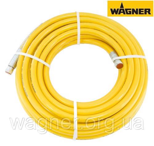 """Шланг высокого давления DN10 длиной 15 м, 3/8"""" 25 MПа (желтый)"""