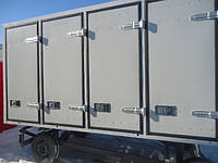Хлебный фургон на ГАЗ