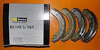 Тормозные колодки задние Starline BC 01380B Ford sierra