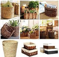 Декоративные корзины