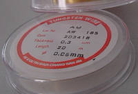 Проволока/нить коротрону, катушка CET 20 m/Spool, диаметр 60µ, Толщина 0,3µ, Gold Plated) FY3-0040 CET5554
