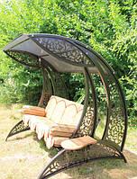 Мебель садовая, дровницы, декоративные урны