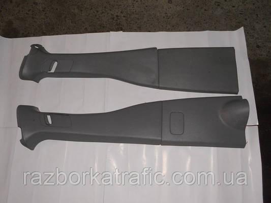 Накладка стойки салона (комплект) на Renault Trafic, Opel Vivaro, Nissan Primastar