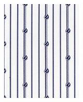 Ткань для штор в стиле прованс морские узлы