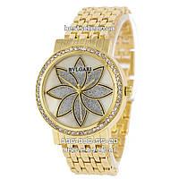 Часы женские Bvlgari Gold (Кварц). Реплика