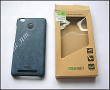 Синий чехол-накладка MOFI, бампер для Xiaomi Redmi 3 Pro, Xiaomi Redmi 3s