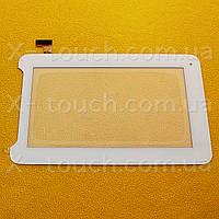 Тачскрин, сенсор  DY-F-07047-V2 3T белый для планшета, фото 1