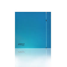 Soler & Palau SILENT-100 CZ BLUE DESIGN - 4C (230V 50) солер палау
