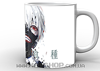 Кружка чашка Токийский Гуль tokyo ghoul