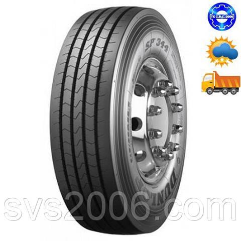 Шина 285/70R19.5 Dunlop SP344 (рулевая ось) 146L140M