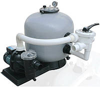 Фильтрационная система для бассейна EMAUX FSВ650 - 15,6 м3/ч с боковым подключением