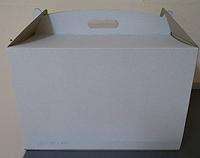 Коробка для торта 450*450*300