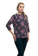 Женская блузка теплая 1710005, фото 1