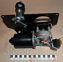 Моторедуктор стеклоочистителя передний МТЗ без щетки СЛ230М-10