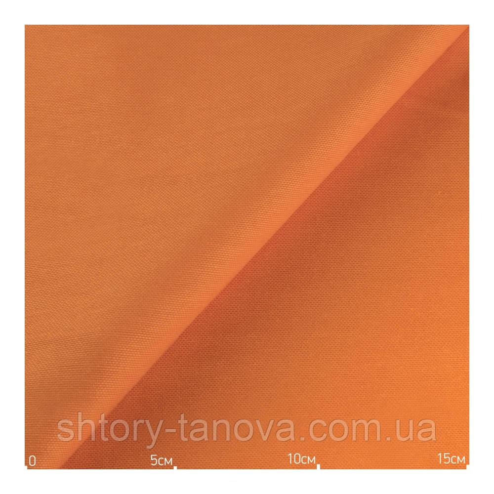 Красиві штори в стилі прованс помаранчевий