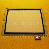Тачскрин, сенсор  300-L4386C-A00 M977QG9 белый для планшета, фото 2