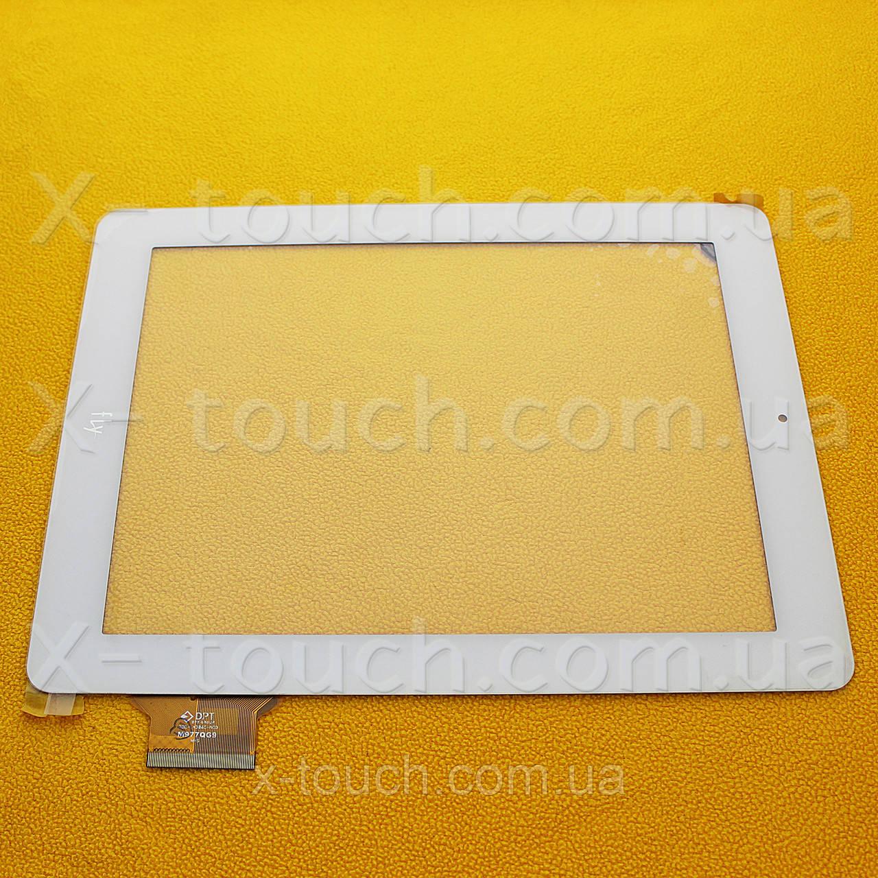 Тачскрин, сенсор  300-L4386C-A00 M977QG9 белый для планшета