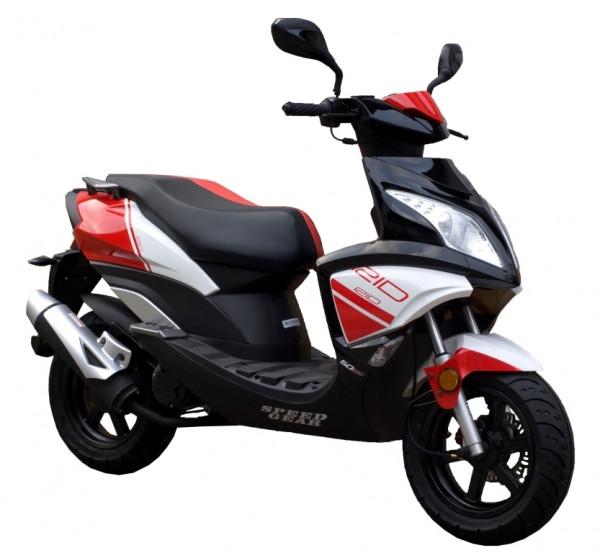 Скутер Speed Gear RID 50