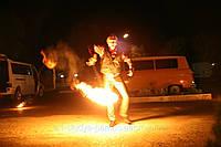 Вогняне шоу, Чернівці