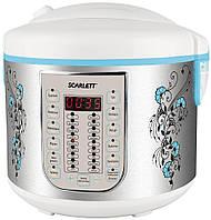 Мультиварка SC-MC410S15 900Вт, объём 5л, 8 автоматических программ DJV-0601
