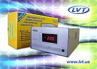 Стабилизатор напряжения АСН-250 0,25кВт релейный для газового котла ТМ LVT