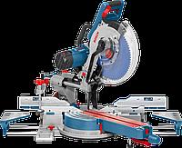 Пила торцовочная Bosch GCM 12 SDE (0601B23100)