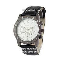 Часы Bvlgari B62 black/white (кварц) UNISEX.