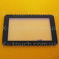 Тачскрин, сенсор  MA705D5 10112-0A5067A с рамкой для планшета