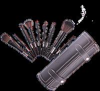 Набор кистей для макияжа 9 штук Relouis SB1215