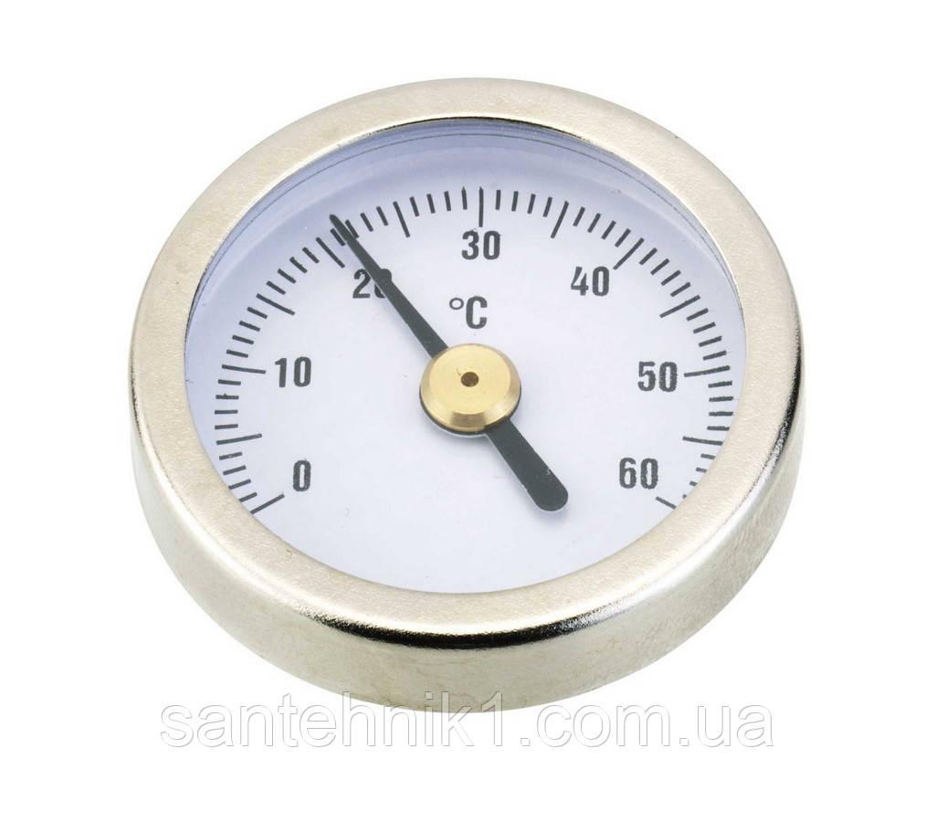 Термометр Danfoss FHD-T. 0 до 60 С. Арт. 088U0029