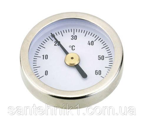 Термометр Danfoss FHD-T. 0 до 60 С. Арт. 088U0029, фото 2