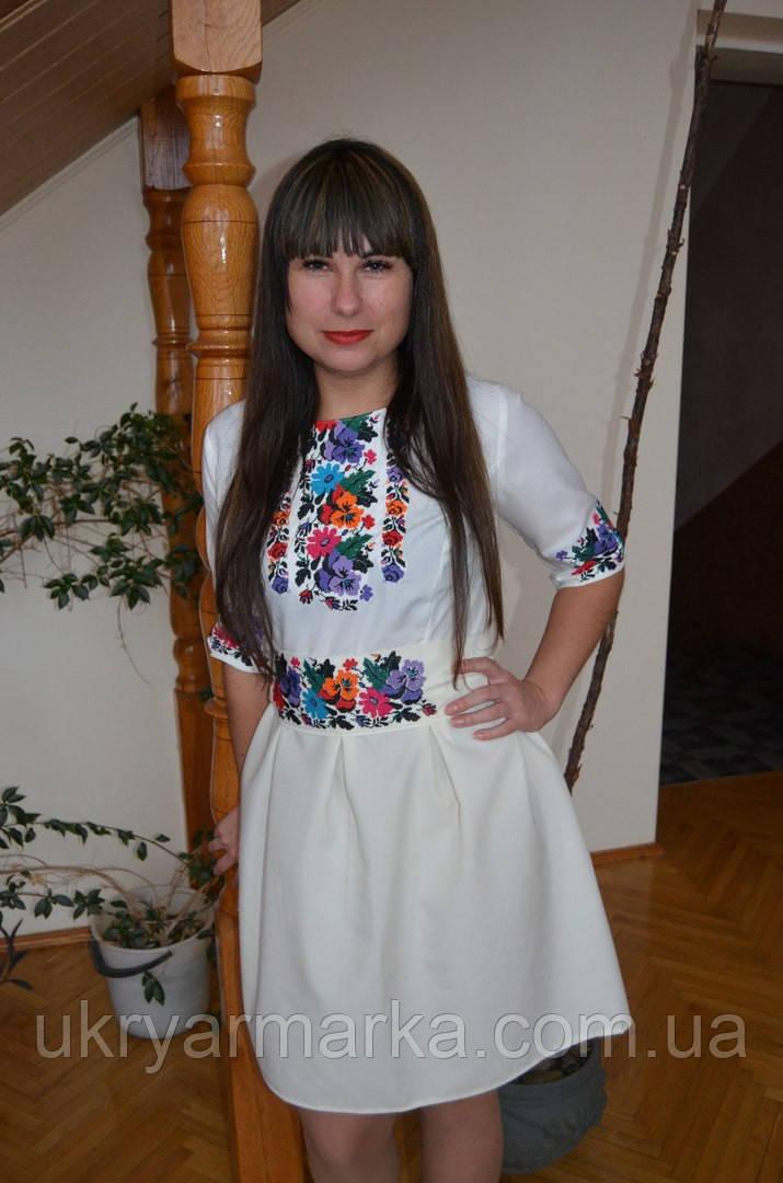 "Вишите плаття ""Вишиванка"""